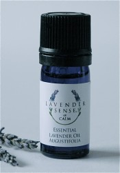 Essential Lavender Oil, Angustifolia from Lavender Sense