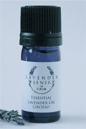 Essential Lavender Oil, Grosso from Lavender Sense