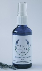 Calming Pillow Mist from Lavender Sense